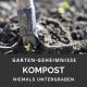 Kompost untergraben
